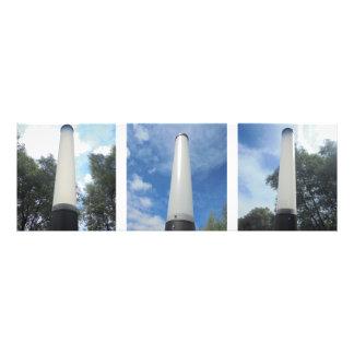 Taschenlampen Fotodruck