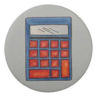 Taschenrechner-Mathe-Schulpersonalisiertes Radiergummi