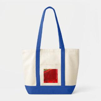 Taschentasche des antiken Autos Einkaufstaschen