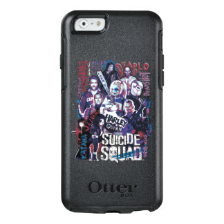 Task Force X der Selbstmord-Gruppe-| OtterBox iPhone 6/6s Hülle
