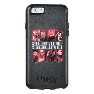 Task Force X der Selbstmord-Gruppen-| OtterBox iPhone 6/6s Hülle