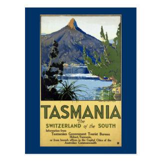 Tasmanien ~ die Schweiz des Südens Postkarte