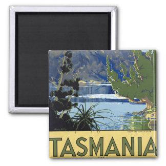 Tasmanien Quadratischer Magnet