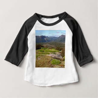 Tasmaniens Überlandbahn 2 Baby T-shirt