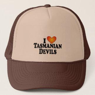 Tasmanische Teufel I (Herz) - Lite Multi-Produkte Truckerkappe