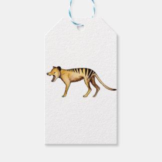 Tasmanischer Tiger, Thylacine Geschenkanhänger