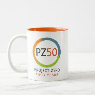 Tasse 50 des Projekt-null