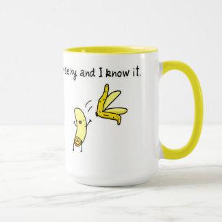 Tasse, Banane, Mann, Weihnachten Tasse