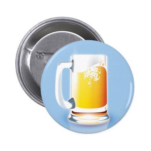 Tasse Bier Buttons