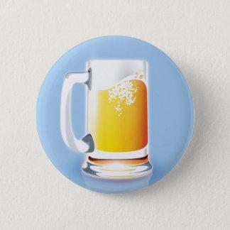 Tasse Bier Runder Button 5,7 Cm