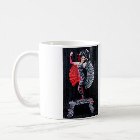 Tasse Bodypainting - Design Christine Dumbsky