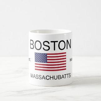 Tasse Bostons Massachubatts