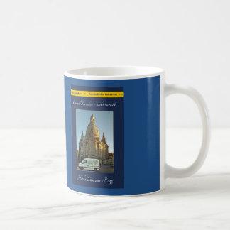 Tasse: Busfahrer Hannes - Krimi/Dresden Kaffeetasse