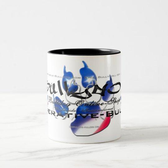 Tasse (cup) Bullydoll & Cooperative Bulldog