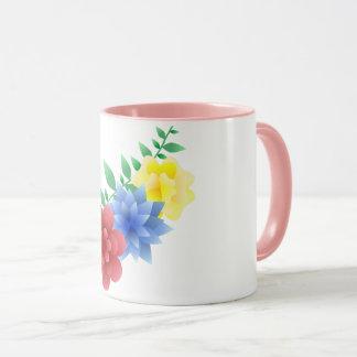 Tasse Cup Flores flowers