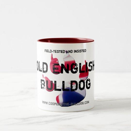 Tasse (cup) Old English Bulldog