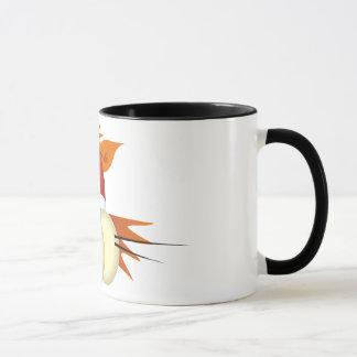 Tasse der Cartoon-Katzen-|