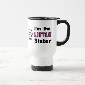 Tasse der kleinen Schwester