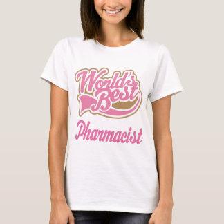 Tasse des Apotheker-Geschenk-(Welten am besten) T-Shirt