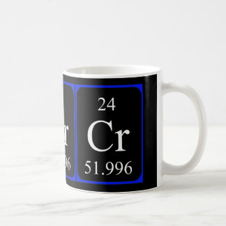 Tasse des Elements 24 - Chrom