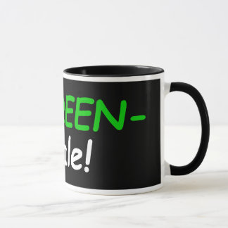Tasse des Kaffee-Pro-CO2