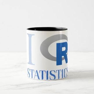 Tasse des Kaffees oder des Tees von I love R