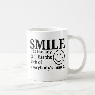 Tasse des Lächeln-1