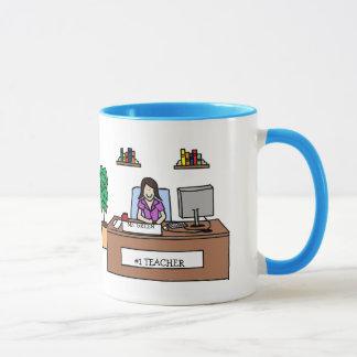 Tasse des Lehrer-#1 - kundengerecht