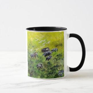Tasse - Elefanten