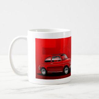 Tasse Fiats 500