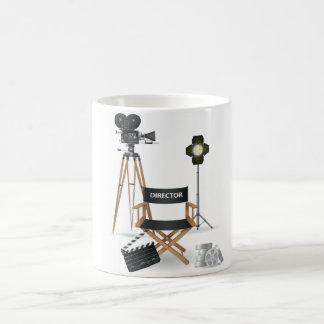 Tasse Film-Direktorn-Set
