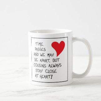 Tasse für Cousins, spezielle Familie