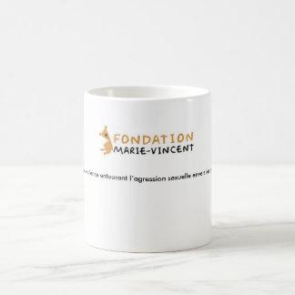 Tasse für die Gründung Marie-Vincent