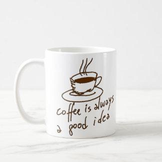 Tasse für Kaffeeliebhaber
