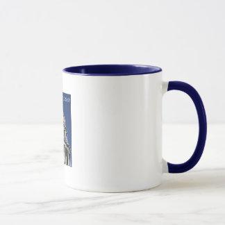 Tasse für Keepinging das demokratische… -