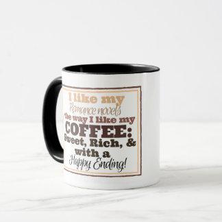 Tasse für Liebhaber von süßem Romance!