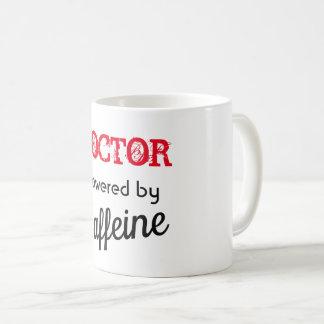 Tasse für Powered Doktors durch Koffein