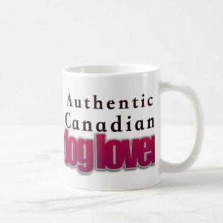 Tasse für wirklich kanadische Hundeliebhaber