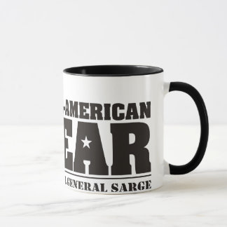 Tasse General-Sarge All American Bear