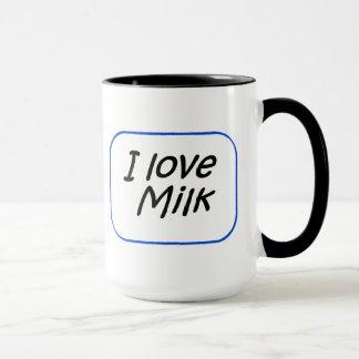 Tasse - i-Liebe Milch