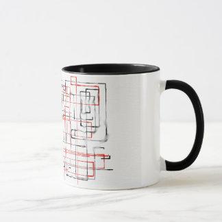 Tasse Linien