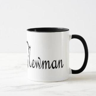 Tasse M.L. Newman Coffee