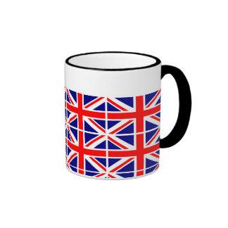 Tasse mit Briten-Entwurf