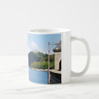 Tasse mit Foto vom Edersee und Schloß Waldeck