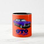 "Tasse mit ""Pontiac GTO """