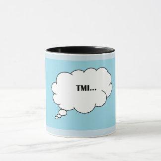 Tasse mit TMI…