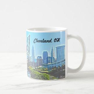 Tasse Morgen-Clevelands Ohio