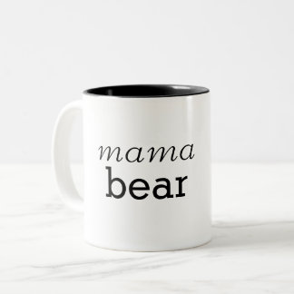 Tasse Mutter Bear