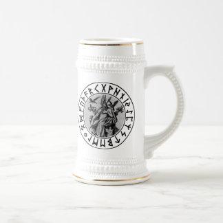 Tasse Odin Schild
