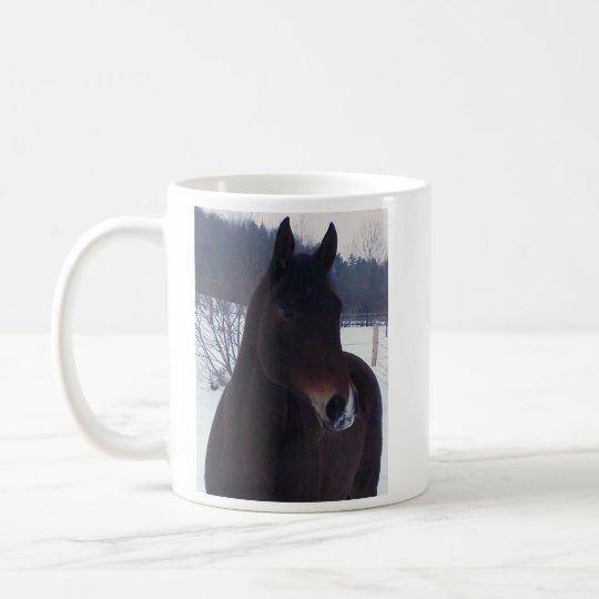 Tasse - Pferdekopf